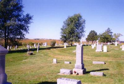 ROSSITER, CEMETERY - Clinton County, Iowa | CEMETERY ROSSITER
