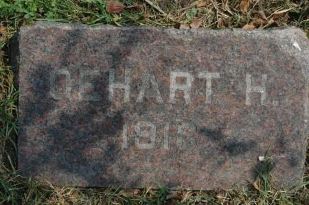 ROSSITER, GEHART H. - Clinton County, Iowa | GEHART H. ROSSITER