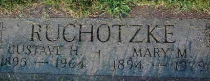 RUCHOTZKE, MARY M. - Clinton County, Iowa | MARY M. RUCHOTZKE
