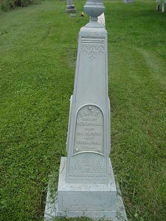 RUNDALL, MARY  E. - Clinton County, Iowa | MARY  E. RUNDALL