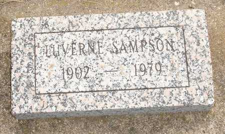 SAMPSON, LUVERNE - Clinton County, Iowa | LUVERNE SAMPSON