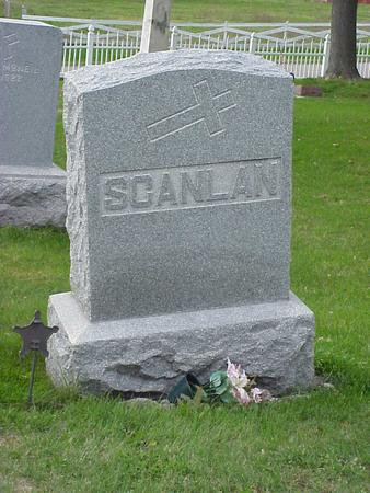 SCANLAN, PETER - Clinton County, Iowa | PETER SCANLAN