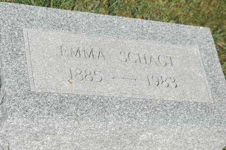 SCHAGT, EMMA - Clinton County, Iowa | EMMA SCHAGT