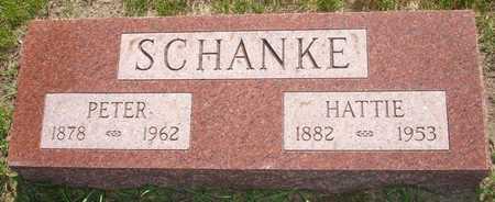 SCHANKE, PETER - Clinton County, Iowa | PETER SCHANKE