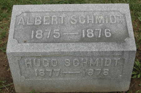 SCHMIDT, ALBERT - Clinton County, Iowa | ALBERT SCHMIDT