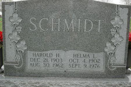 SCHMIDT, HELMA L. - Clinton County, Iowa | HELMA L. SCHMIDT