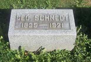 SCHNEDT, GEORGE - Clinton County, Iowa | GEORGE SCHNEDT