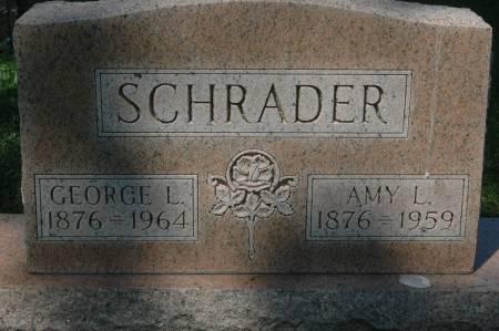 SCHRADER, AMY L. - Clinton County, Iowa   AMY L. SCHRADER