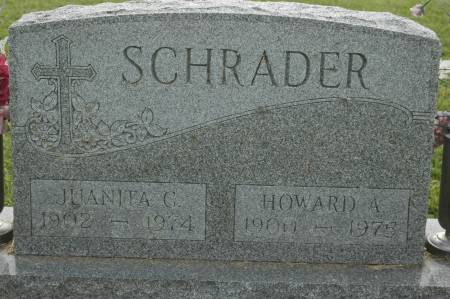 SCHRADER, JUANITA G. - Clinton County, Iowa | JUANITA G. SCHRADER