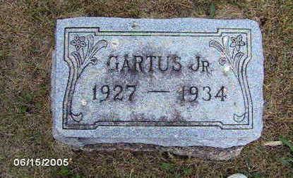 SCHROEDER, GARTUS  JR - Clinton County, Iowa   GARTUS  JR SCHROEDER
