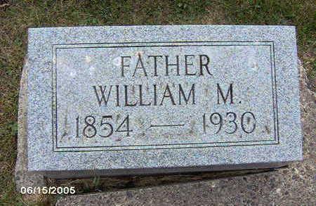 SCHROEDER, WILLIAM M - Clinton County, Iowa   WILLIAM M SCHROEDER