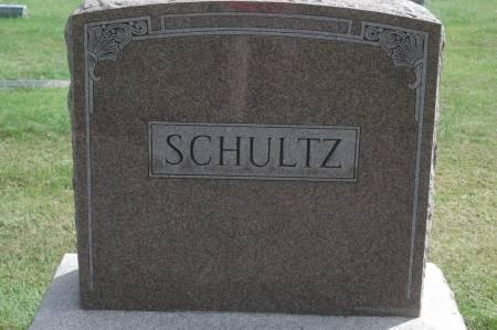 SCHULTZ, FAMILY MONUMENT - Clinton County, Iowa   FAMILY MONUMENT SCHULTZ
