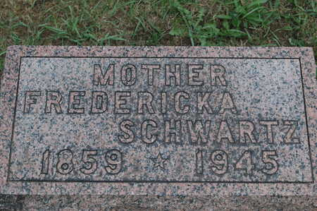 SCHWARTZ, FREDERICKA - Clinton County, Iowa | FREDERICKA SCHWARTZ