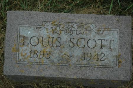 SCOTT, LOUIS - Clinton County, Iowa | LOUIS SCOTT