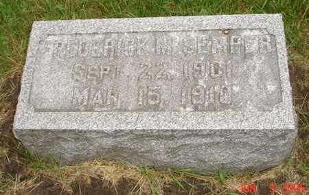 SEMPER, FREDERICK M. - Clinton County, Iowa | FREDERICK M. SEMPER