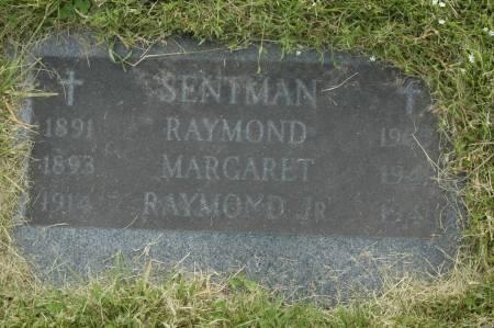 SENTMAN, RAYMOND JR. - Clinton County, Iowa | RAYMOND JR. SENTMAN