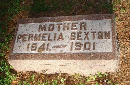 SEXTON, PERMELIA - Clinton County, Iowa | PERMELIA SEXTON