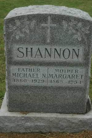 SHANNON, MICHAEL N. - Clinton County, Iowa | MICHAEL N. SHANNON