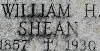 SHEAN, WILLIAM H. - Clinton County, Iowa   WILLIAM H. SHEAN