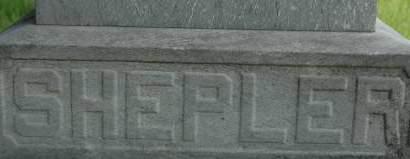 SHEPLER, FAMILY MONUMENT - Clinton County, Iowa | FAMILY MONUMENT SHEPLER