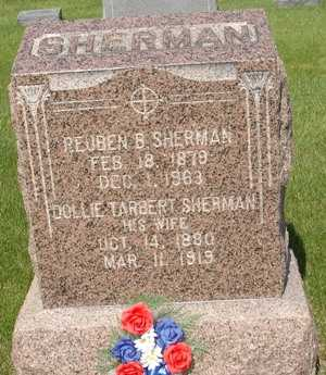 SHERMAN, DOLLIE - Clinton County, Iowa | DOLLIE SHERMAN