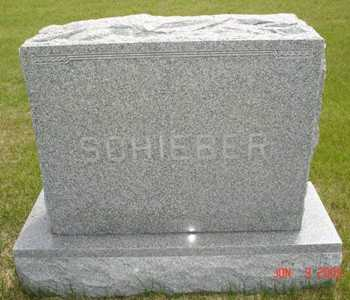 SHIEBER, FAMILY - Clinton County, Iowa | FAMILY SHIEBER