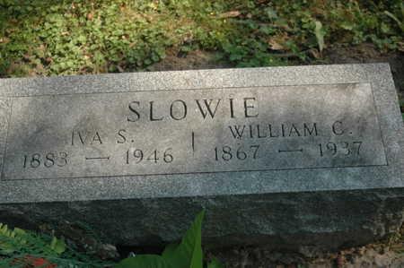 SLOWIE, WILLIAM CHARLES - Clinton County, Iowa | WILLIAM CHARLES SLOWIE