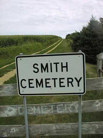SMITH AKA ALMONT, CEMETERY - Clinton County, Iowa | CEMETERY SMITH AKA ALMONT