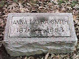 SMITH, ANNA LAURA - Clinton County, Iowa | ANNA LAURA SMITH
