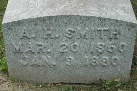 SMITH, A. HOMER - Clinton County, Iowa | A. HOMER SMITH