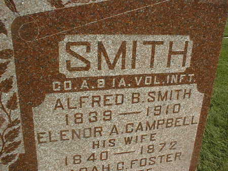 SMITH, ALFRED D. - Clinton County, Iowa | ALFRED D. SMITH