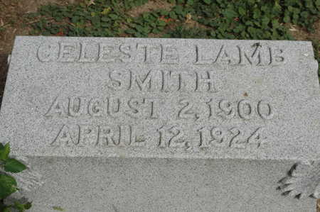 LAMB SMITH, CELESTE - Clinton County, Iowa | CELESTE LAMB SMITH