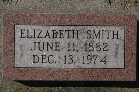SMITH, ELIZABETH - Clinton County, Iowa   ELIZABETH SMITH