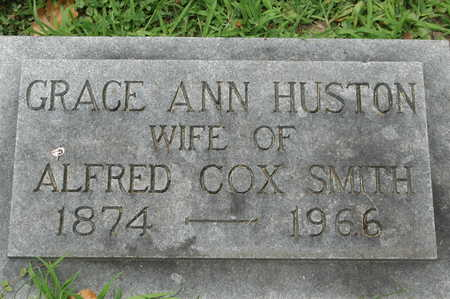 HUSTON SMITH, GRACE ANN - Clinton County, Iowa | GRACE ANN HUSTON SMITH