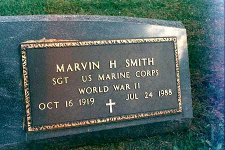 SMITH, MARVIN H. - Clinton County, Iowa | MARVIN H. SMITH