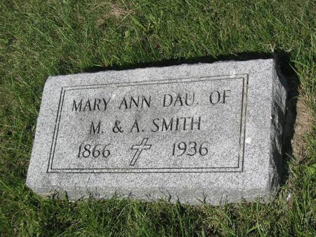 SMITH, MARY - Clinton County, Iowa | MARY SMITH