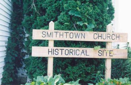 SMITHTOWN, CEMETERY - Clinton County, Iowa | CEMETERY SMITHTOWN