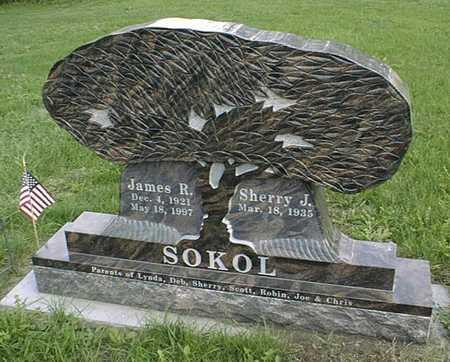 SOKOL, JAMES R. - Clinton County, Iowa   JAMES R. SOKOL