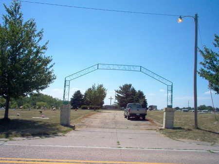 ST. IRENAEUS - CALVARY, CEMETERY - Clinton County, Iowa | CEMETERY ST. IRENAEUS - CALVARY