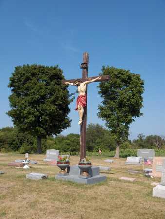 ST. MARY'S (CLINTON), CEMETERY - Clinton County, Iowa | CEMETERY ST. MARY'S (CLINTON)
