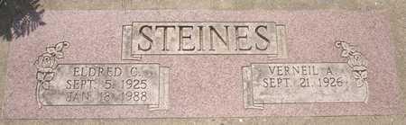 STEINES, VERNEIL A. - Clinton County, Iowa | VERNEIL A. STEINES