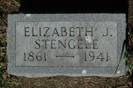 STENGELE, ELIZABETH J. - Clinton County, Iowa | ELIZABETH J. STENGELE