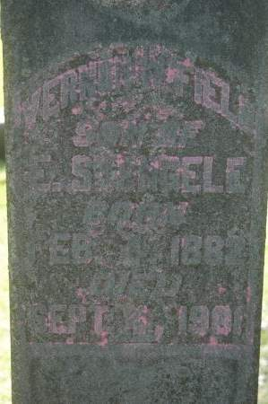 STENGELE, VERNON H. FIELD - Clinton County, Iowa | VERNON H. FIELD STENGELE