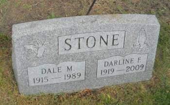 STONE, DALE M. - Clinton County, Iowa | DALE M. STONE