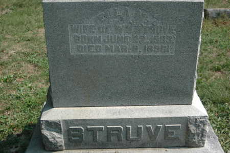 STRUVE, ELLA MAE - Clinton County, Iowa   ELLA MAE STRUVE