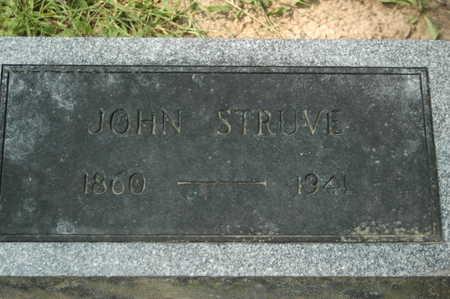 STRUVE, JOHN - Clinton County, Iowa | JOHN STRUVE