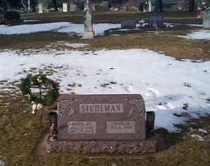 CLANCY STUHLMAN, MARY JO - Clinton County, Iowa | MARY JO CLANCY STUHLMAN