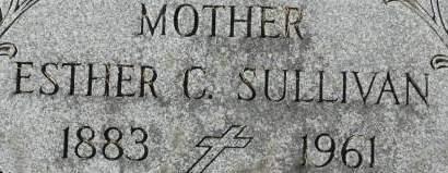 SULLIVAN, ESTHER C. - Clinton County, Iowa | ESTHER C. SULLIVAN