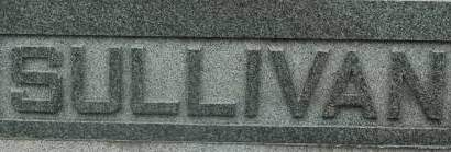 SULLIVAN, FAMILY MONUMENT - Clinton County, Iowa   FAMILY MONUMENT SULLIVAN