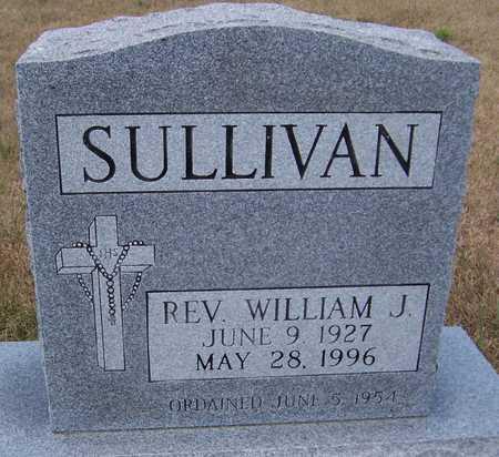 SULLIVAN, REV. WILLIAM J. - Clinton County, Iowa | REV. WILLIAM J. SULLIVAN